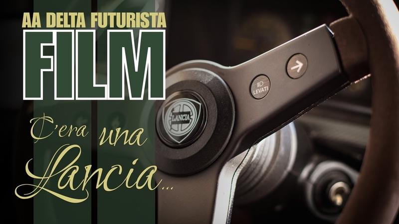 Delta Futurista com'è fatta e come va l'omaggio alla Lancia Delta Integrale TEST