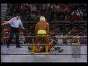 WCW Monday Nitro 2 12 96 Arn Anderson vs Hulk Hogan 1 of 2