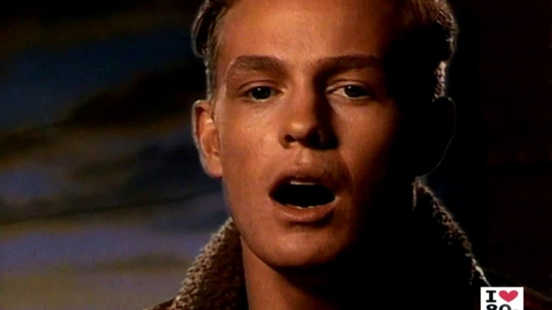 Jason Donovan Sealed With A Kiss Clipe Oficial 1989
