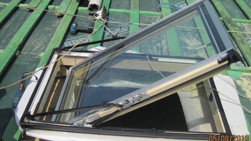 Монтаж мансардного окна поэтапная инструкция установки