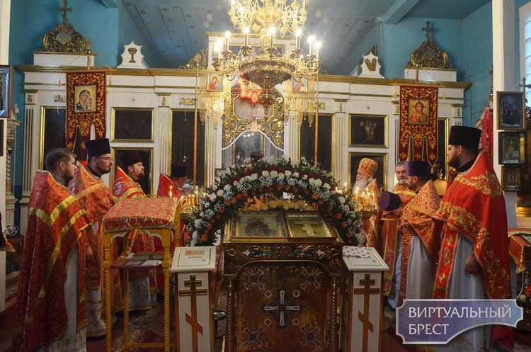 Свято-Никитской церкви в деревне Здитово Жабинковского района – 517 лет