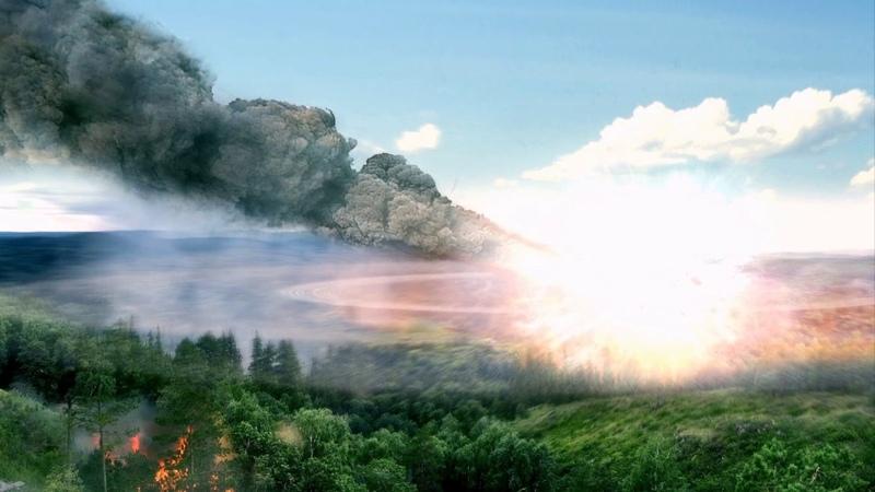 Комета Энке вызовет массовые разрушения на Земле в 2022 году