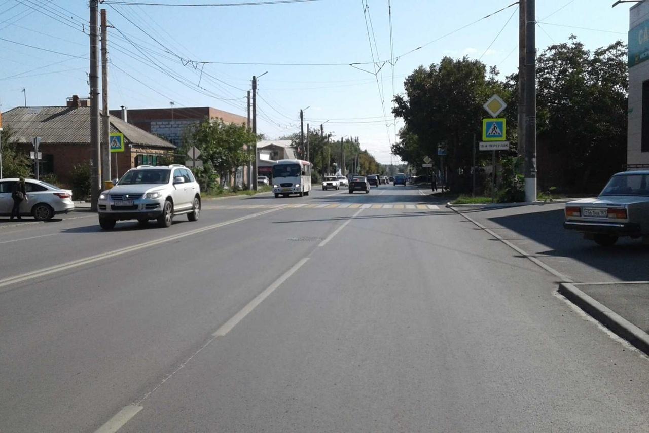 В следующем году Таганрог получит 128,5 млн рублей по дорожному нацпроекту