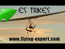 Electric ultralight trike electric tug trike electric trike for paraplegic pilots ES Trikes
