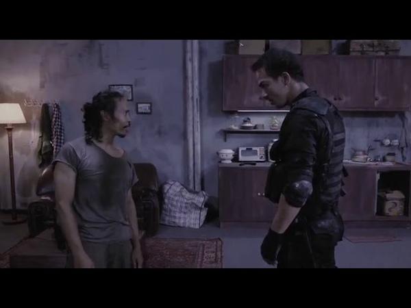 Джо Таслим против Яяна Рухьяна Joe Taslim vs Yayan Rukhyan