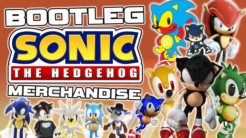 An Extensive Look At Bootleg Sonic The Hedgehog Toys Merchandise