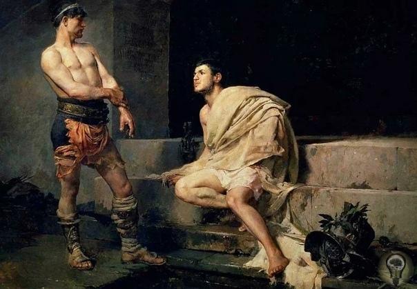 Зачем древние римляне пили кровь гладиаторов Гладиаторские игры были одним из самых значимых событий в жизни древних римлян. В точности как современные спортивные фанаты, римляне «болели» за