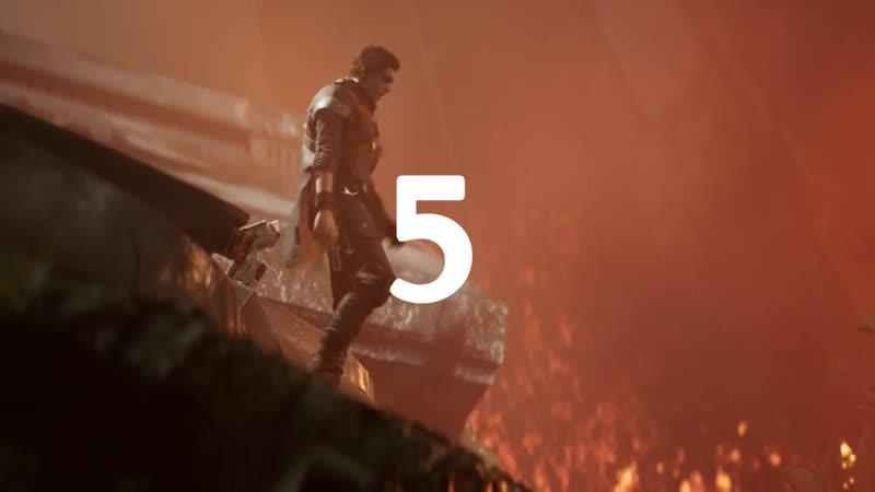 5 days until Fallen Order