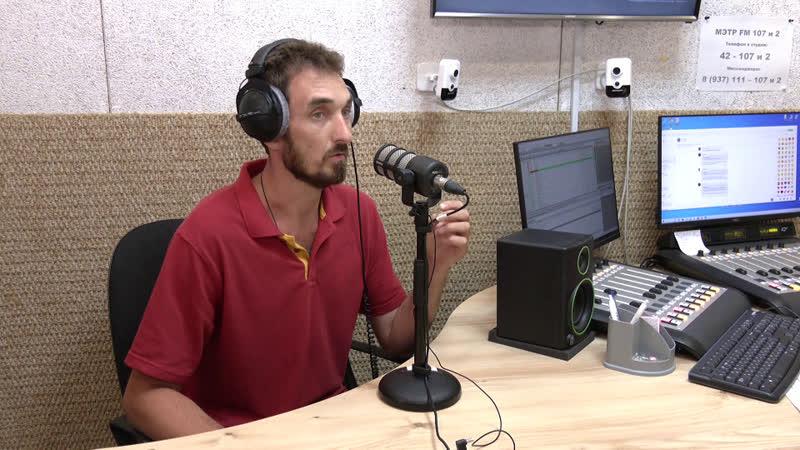 На одной волне телеверсия интервью с экспертом по контраварийному вождению Владимиром Москвиным