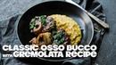 Veal Osso Bucco Recipe with Gremolata