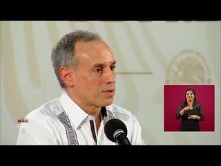 Dr Hugo López Gatell Conferencia Domingo 19 Julio 2020 #GraciasPorCuidarnos #NuevaNormalidad 🚦🚦🚦