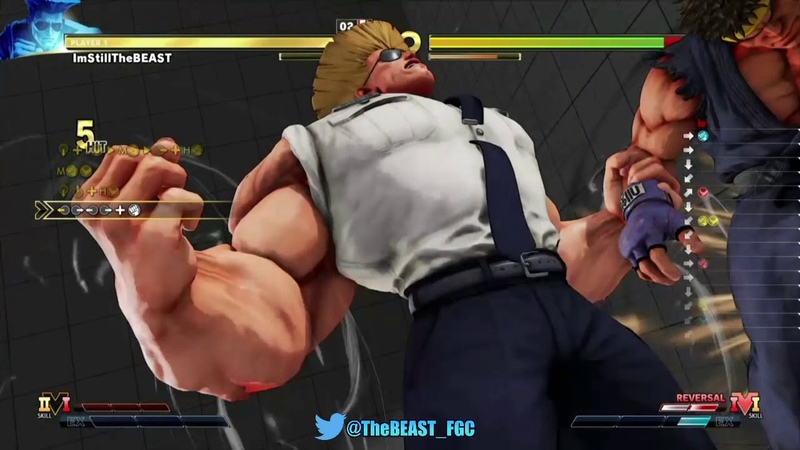 SFV CE ▶ Guile Trials Vol 5 Street Fighter V Champion Edition