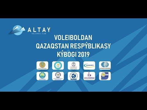 Jetisý Almaty. Voleıboldan Qazaqstan Respýblıkasy Kýbogi. 3 4 oryn úshin