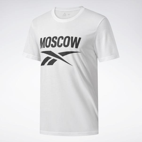 Футболка Reebok Moscow