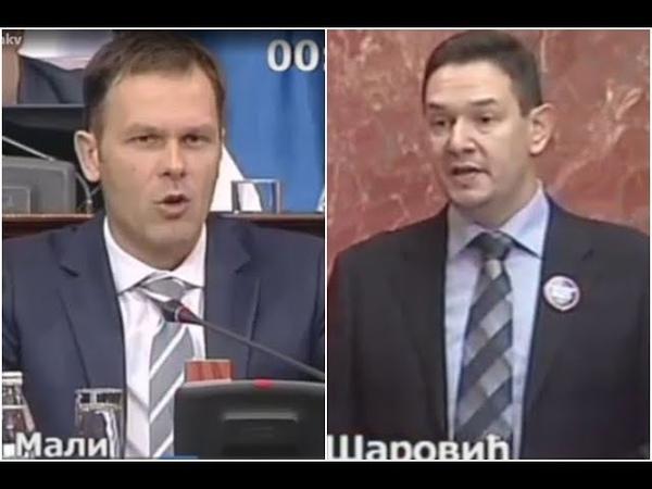 Skupština Šarović crno na belom Malom Evo koliko ste para ukrali penzionerima