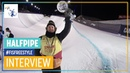 Aaron Blunck This was my goal for the season Men's Halfpipe Calgary FIS Freestyle Skiing