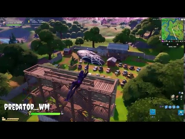 Eliminations at Risky Reels, Fort Crumpet, or Hydro 16 (5)