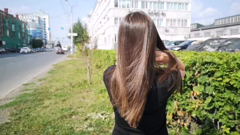 Кератиновое выпрямление волос в студии WIZARD