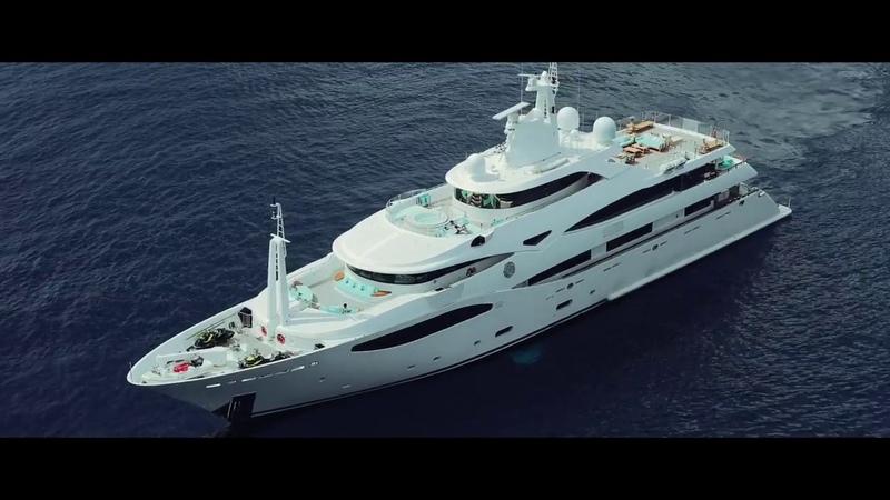 RAMBLE ON ROSE 197 60m Superyacht