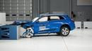 2019 Audi e tron moderate overlap IIHS crash test