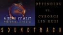 UNFACES - DEFENDERS vs. CYBORGS LIN KUEI_01. OST Mortal Kombat: Defenders Of The Realm.