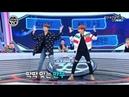 161107 Star Show 360 - BANGTAN JHope Jungkook Girl Group Dance Red Velvet IOI