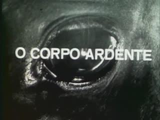 """Walter Hugo Khouri """"O Corpo Ardente"""" 1966"""