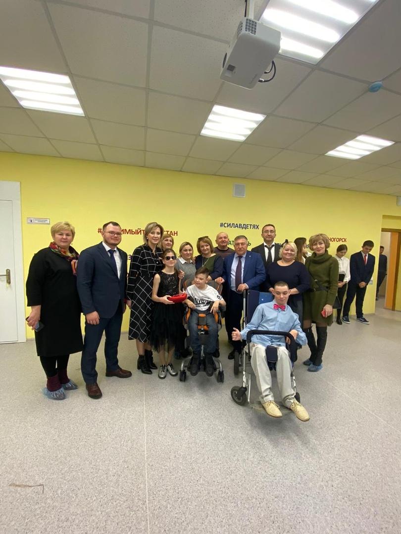 В Лениногорске открылся новый реабилитационный центр «Сила в детях», изображение №5