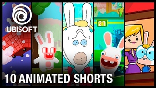 Rabbids Short Stories: 10 Animation Studios Play with Rabbids | Ubisoft [NA]