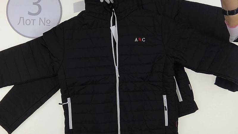 ANDREW CHARLES by Andy Hilfiger MENS PUFFA AUTUMN 3 Сток одежда оптом