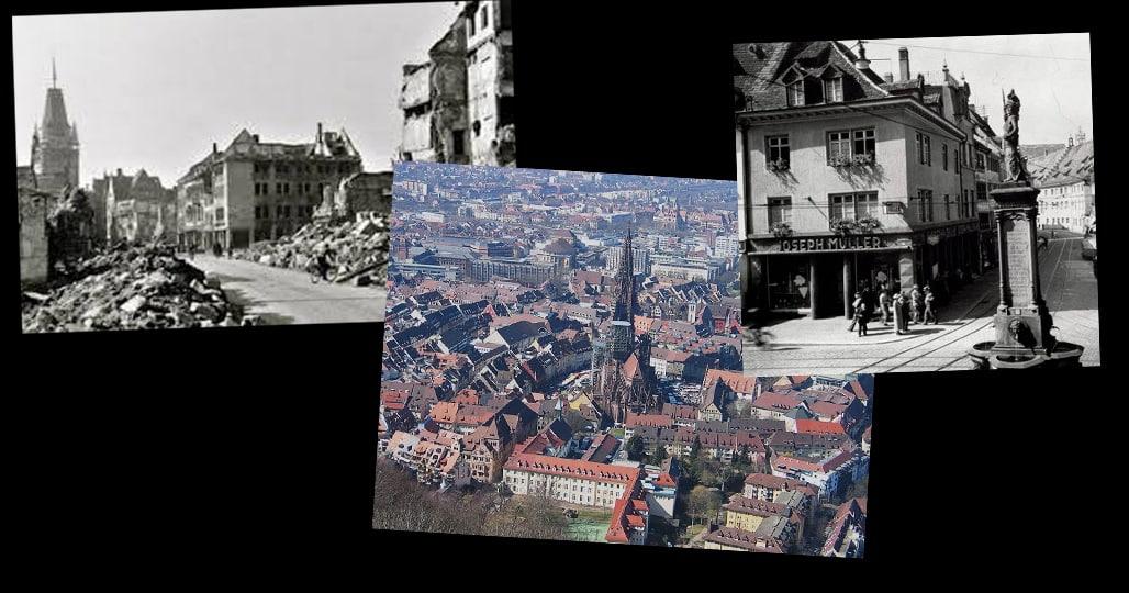 Город Фрайбург