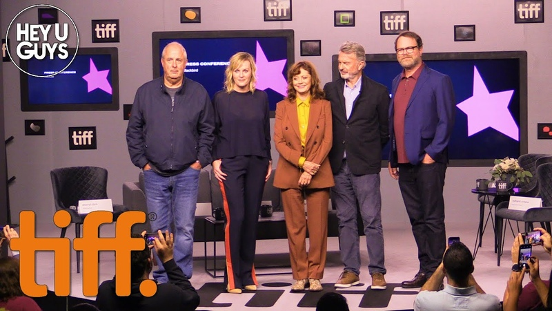 Blackbird: Susan Sarandon on Assisted Dying TIFF Press Conference: Sam Neill Rainn Wilson more