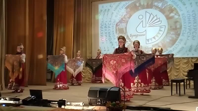 Танец Ивушки Бутурлино 2019