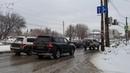 Запретили левый поворот на улицу К.Маркса Н.Вокзальная