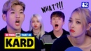 Kpop songs in Spanish vs Famous Latin songs This or That w KARD Daddy Yankee Shakira Maná