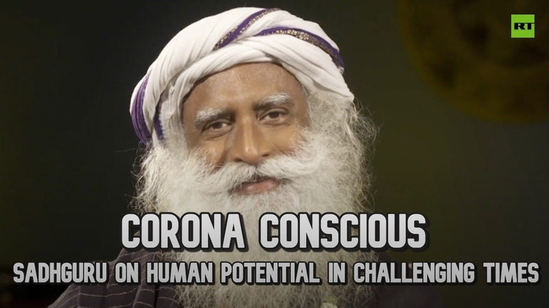 Sadhguru We're not fully aware of our mortality   SophieCo. Visionaries