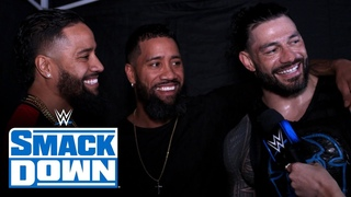 #My1 The Usos celebrate return with Roman Reigns: SmackDown Exclusive, Jan. 3, 2020