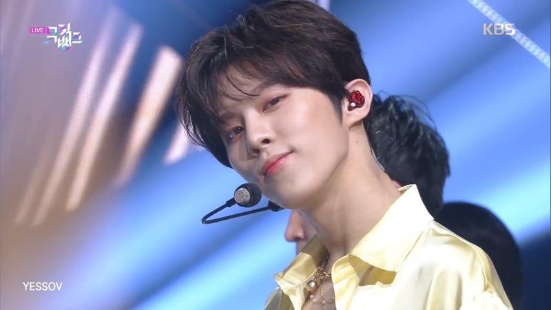 김우석 KIM WOOSEOK Somebody Like You 교차편집 Stage Mix