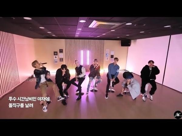 [Eng Sub Lyrics] BTS - No More Dream (Live Unplugged Full Band Version) 2019 방탄소년단