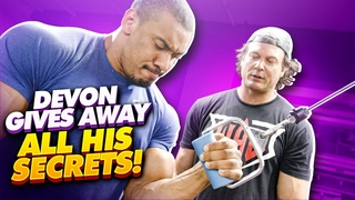 DEVON LARRATT GIVES AWAY ALL HIS SECRETS ftr LARRY WHEELS