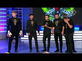 КВН-2014 команда Плохая компания (про футбол)