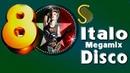Best Old New Italo Disco Megamix Golden oldies disco dance 80's Greatest hits 80's Eurodisco