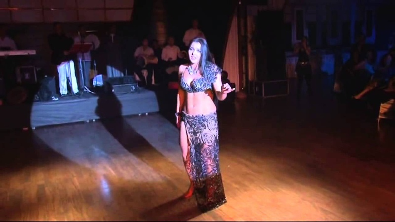 Alla Kushnir Belly Dance Drum Solo 6 000 000 views Video by Avihass