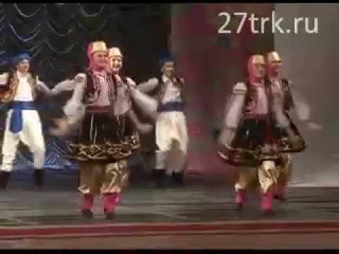 Концерт танцевальных коллективов (Прокопьевск) - 1.09.2012