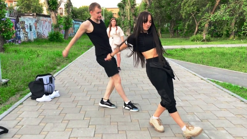 Topic, A7S - Breaking Me - Dance (Vova jeny_miki)