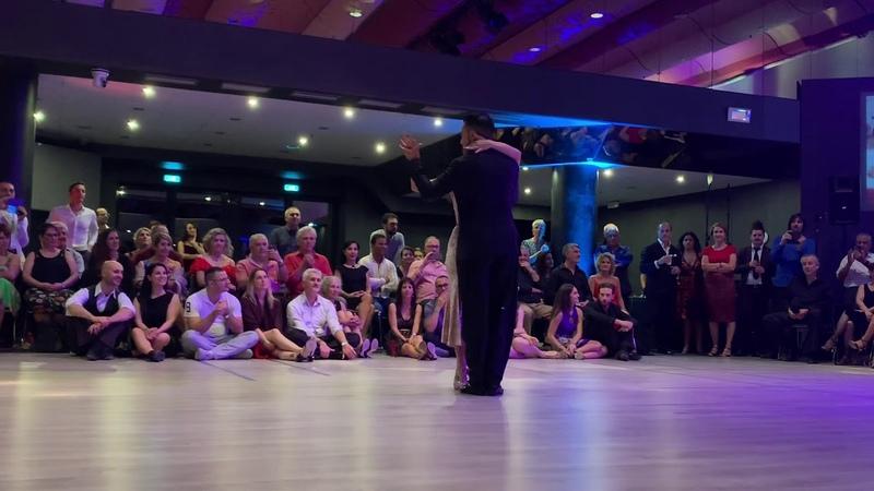 Super! CLARISA ARAGÒN y JONATHAN SAAVEDRA Bari Tango Congress 2019 2-4