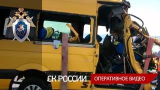 В Республике Крым заключен под стражу организатор пассажирской  перевозки, повлекшей смерть людей