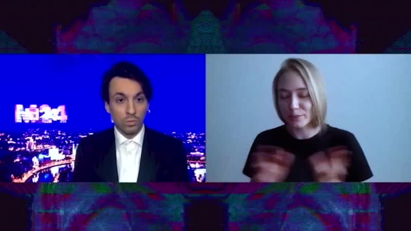 Интервью с Оксаной Акиньшиной