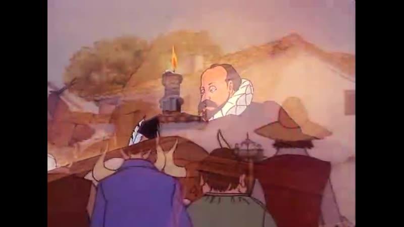 18 Don Quijote Regresa A Su Aldea