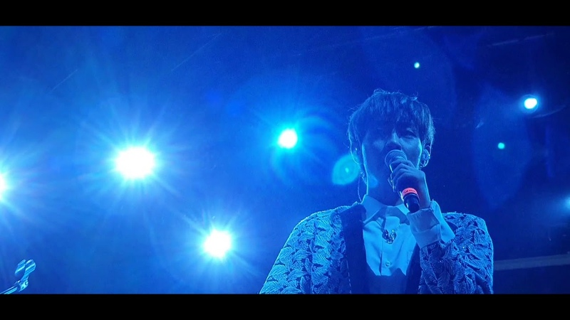 191103 Woosung - MOON (solo) We Rose You Live in Warsaw